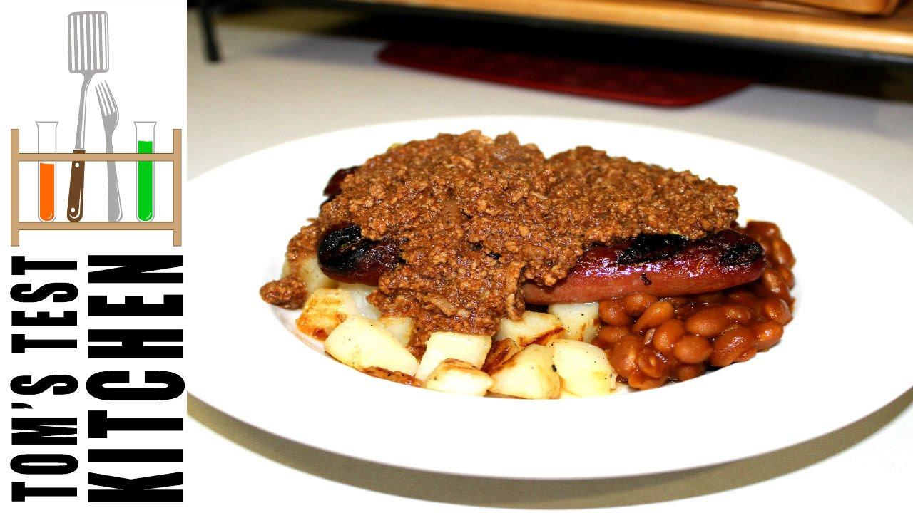 Rochester Hot Meat Sauce