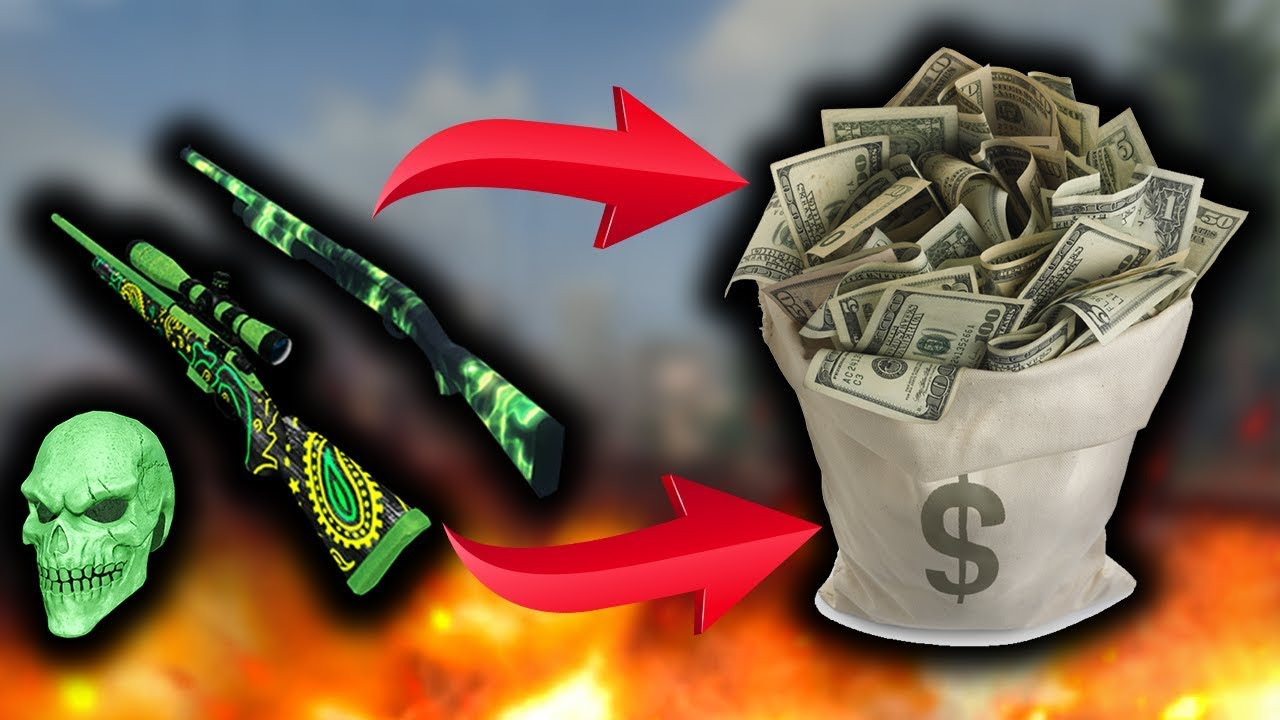 How To Trade H1z1 Skins For An Easy Profit Make Money Trading