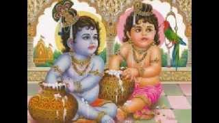 Nithyashree Mahadevan Sung By Krishna Krishna  Madhava Maaava  Tamil Devotional Songs