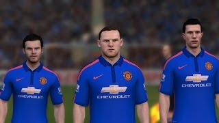 FIFA 15 | Manchester United New Third Kit 14/15 Thumbnail
