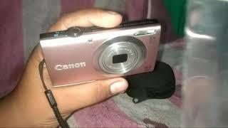 Canon a2400 camera review