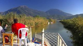 Fethiye to Calis and back on water taxi
