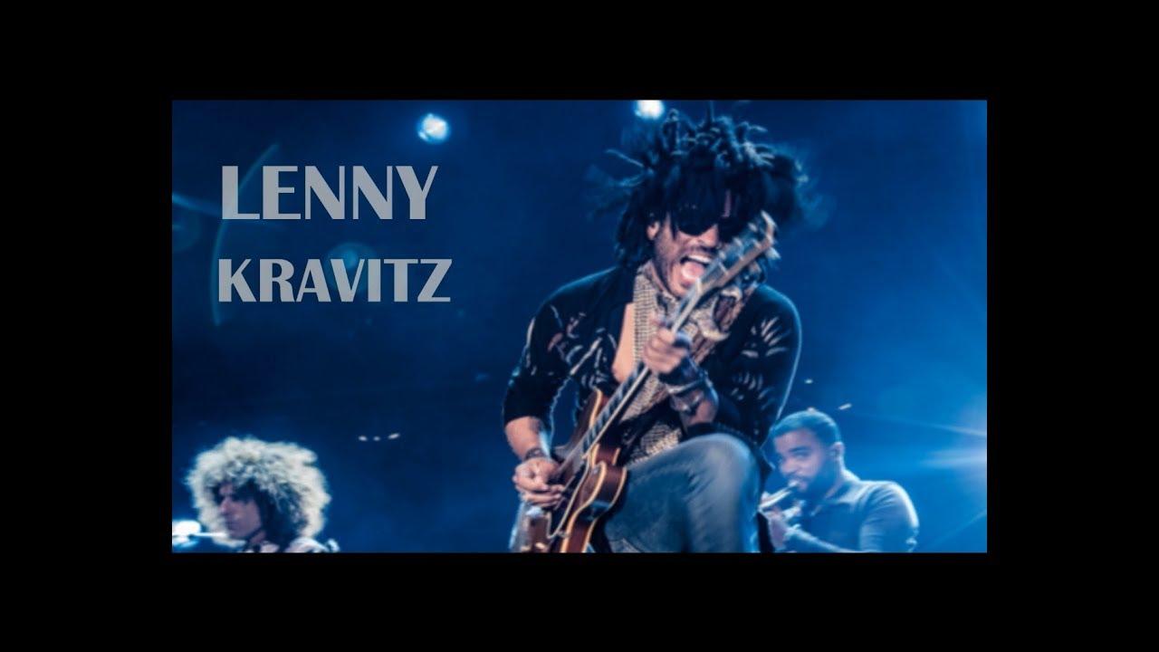 Lenny Kravitz - Dig In. Sochi 2019