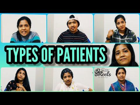 പലതരം രോഗികള് | TYPES OF PATIENTS | REALITYREELS | Reethuz