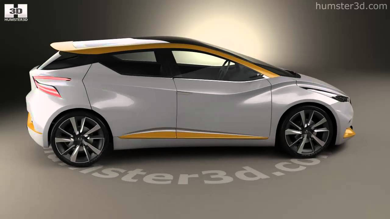 Nissan Sway 2017 Model By Humster
