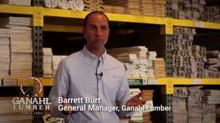 Lbm Storage Solution - Ganahl Lumber's New Facility