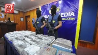 Men nabbed at two Sabah airports in attempt to smuggle syabu worth RM1.67mil