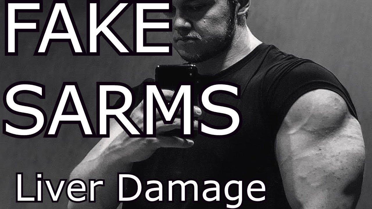 FAKE SARMS HORROR STORY !?!?