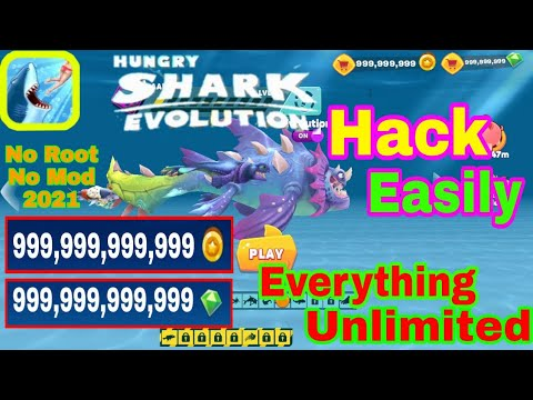 hack game hungry shark evolution android - How To Hack Hungry Shark Evolution Easily   [Android+iOS] English   2021   1280x720