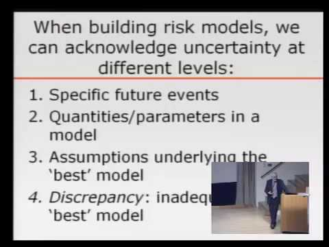 Risk: Trying to Quantify Our Uncertainty