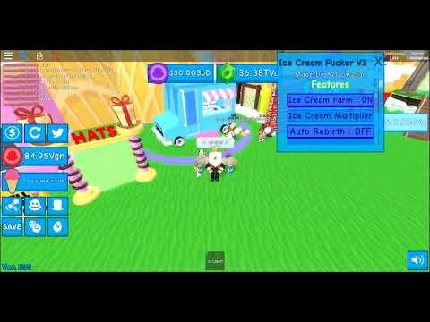 ice Cream Simulator Script Pastebin