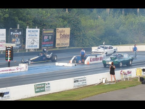 2017 Night Of Fire at Lebanon Valley Dragway