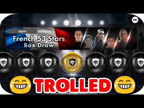 France *53 STARS* Box Draw | PES 2018