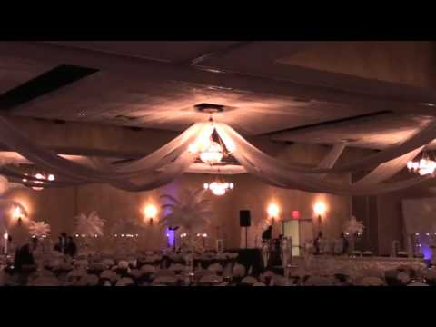 Wedding Banquet Hall Before and After Transformation