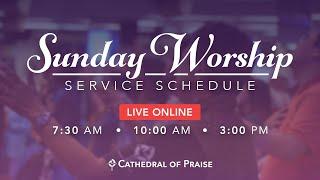 COP Sunday Worship Service - September 27, 2020 (7:30 AM)
