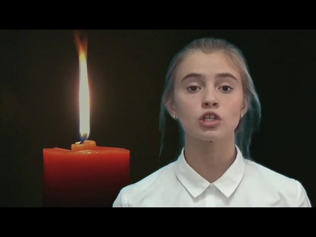 Изображение предпросмотра прочтения – ВарвараАртемчук читает произведение «Я бы умер с тайной радостью…» В.Я.Брюсова