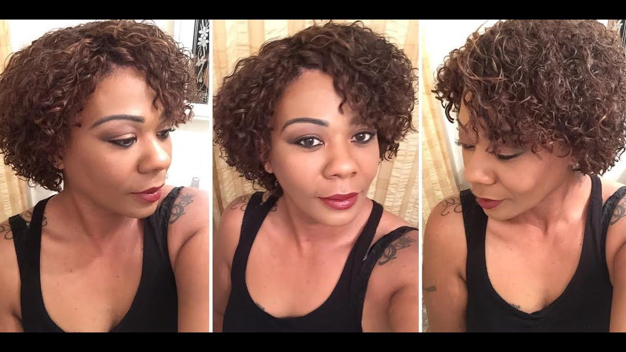 Bobbi Boss Perfect Trio Koils Curl 30 Remi Human Hair
