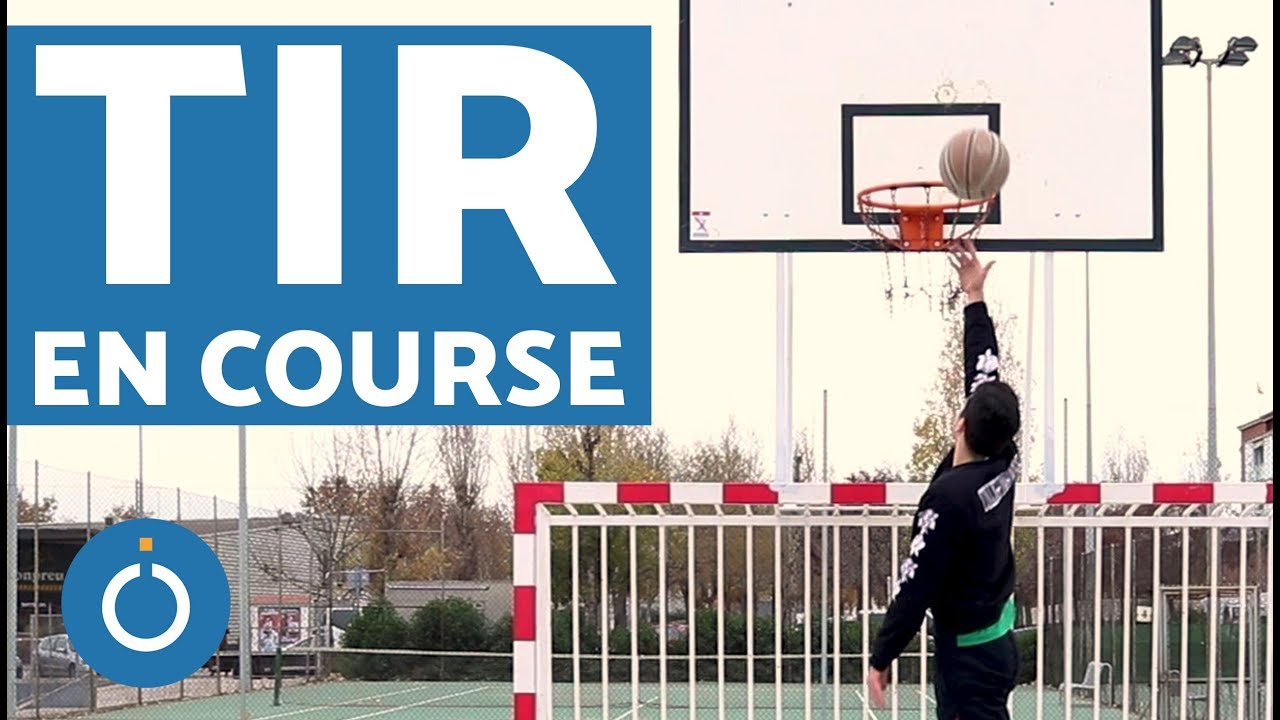 Comment faire un tir en course au basket