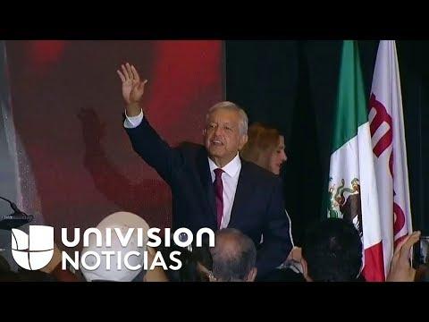 Cobertura especial: AMLO es el nuevo presidente de México