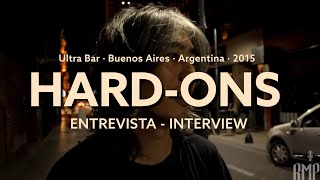 RMPT - Entrevista a Hard-Ons + Boom Boom Kid Tour Argentina (Interview)