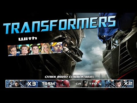Transformers (2007) Audio Commentary