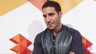 Miguel Ángel Silvestre habla sobre la cuarta temporada de Velvet