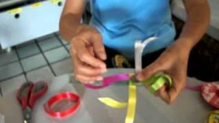 Repeat youtube video วิธีพับเหรียญโปรยทาน จาก plclampang.mpg