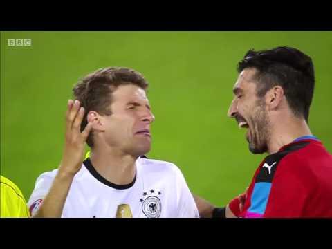 BBC Euro 2016 Closing Montage