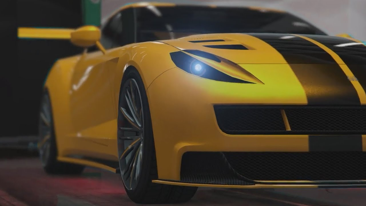 Mejores Coches Para Tunear 2 6 Gta V Online Youtube