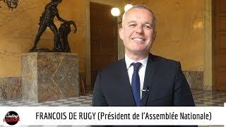CASTING POLITIQUE : FRANCOIS DE RUGY (Président de l'assemblée Nationale)