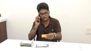 Bank Fake Call