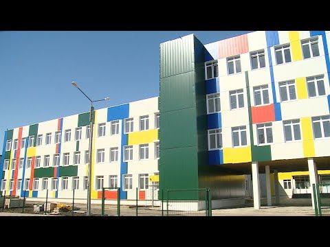 В Камышине завершается строительство современной школы на тысячу мест