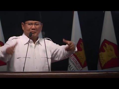 Berbagai Tanggapan Atas Pernyataan Prabowo Subianto
