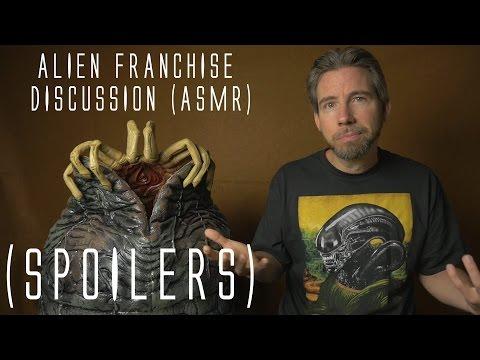 Alien Covenant & Franchise Discussion (Spoilers) (ASMR)