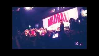 MADBALL LIVE IN BANDUNG (INDONESIA) @FAME STATION 2013
