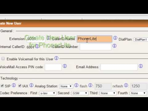 Asterisk VoIP Phone System with Synology and Movistar - YouTube