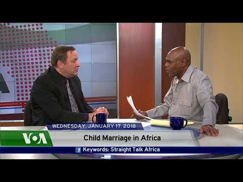 Straight Talk Africa - Shaka Asks, Why invest in girls education?