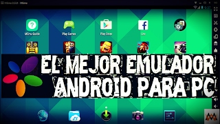 Video EL MEJOR EMULADOR DE ANDROID PARA PC! 2018 LIGERO Y FLUIDO (MEmu) 64bits y 32bits download MP3, 3GP, MP4, WEBM, AVI, FLV Juli 2018