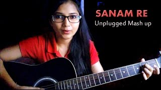 SANAM RE , Sanam Teri Kasam, Kabhi jo Badal Mash up Cover by Priyanka