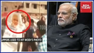 Video Of Bihar Minister Abusing PM Modi Caught On Camera
