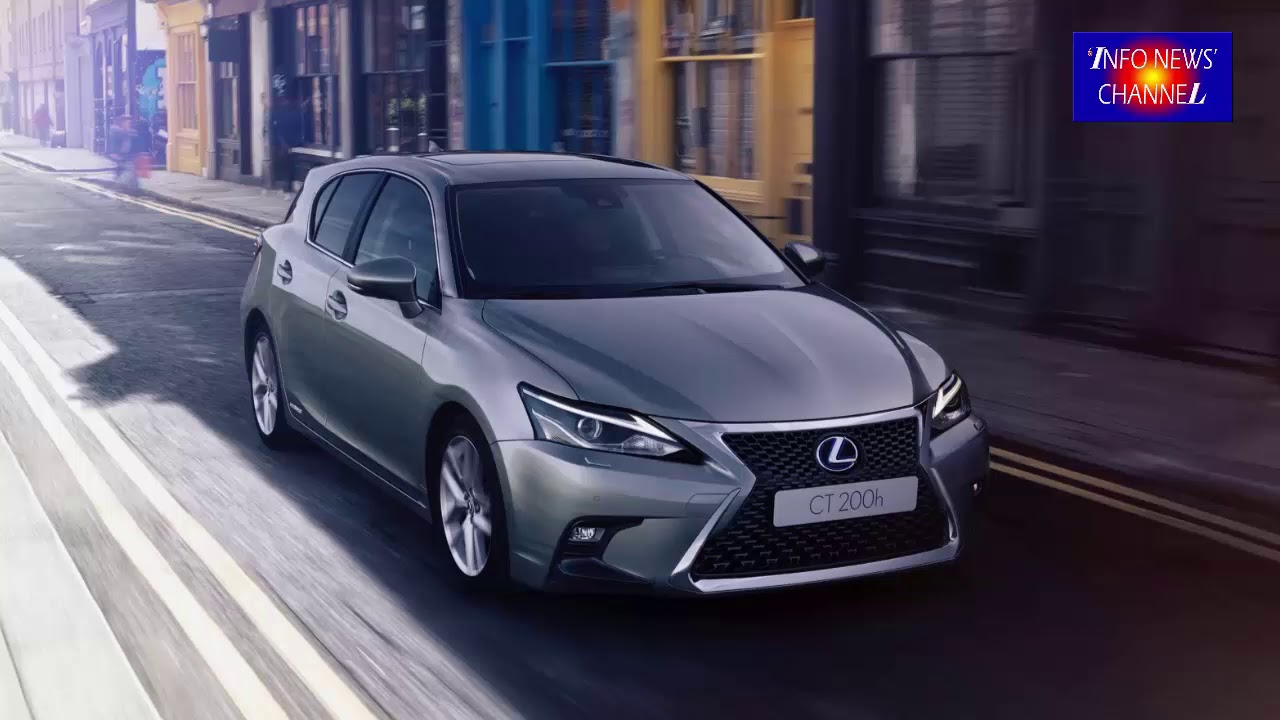 2018 Lexus Ct200h Redesign