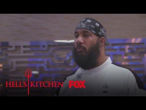 Tamara Taylor Dines In Hell's Kitchen  Season 14 Ep. 15  HELL'S KITCHEN