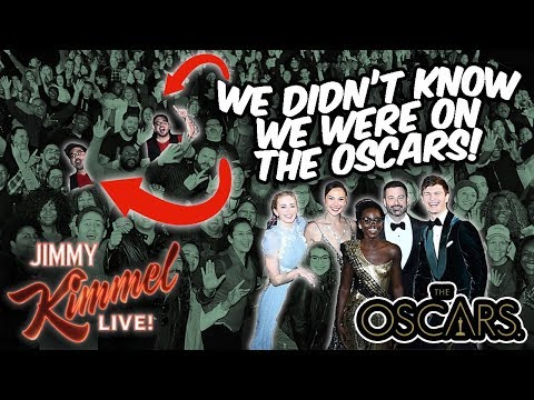 Jimmy Kimmel Oscars Surprise for Moviegoers - What Really Happened!