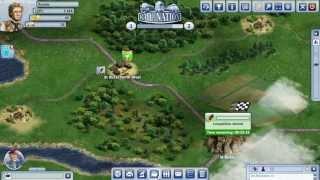 Rail Nation - gameplay