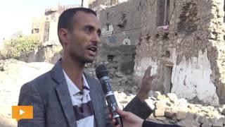 مواطني «يمنيون» ينحدثون عن تدمير «الطيران السعودي» للأثار في «صنعاء»