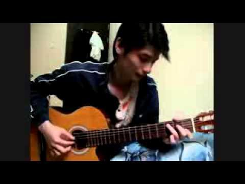 Akustik Gitar   Fingerpicking   Petikan 01