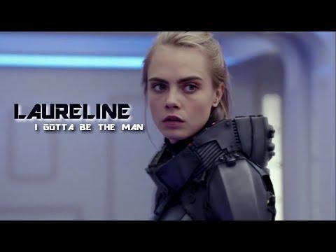 Laureline | I gotta be the man