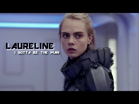Laureline | I gotta be the man