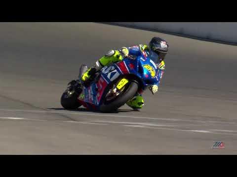 Motul Superbike Race 1 Highlights Sonoma Raceway