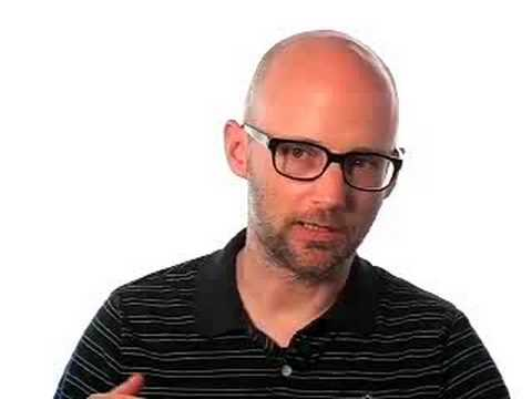 Moby: Advice For Young Artists